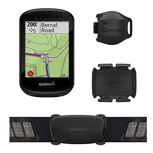 Amazon.com: Garmin Edge 830 Sensor Bundle, Performance Touchscreen GPS Cycling/Bike Computer $401.60