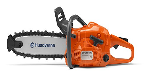 Husqvarna 522771104 Kids Plastic Toy Chainsaw, Orange