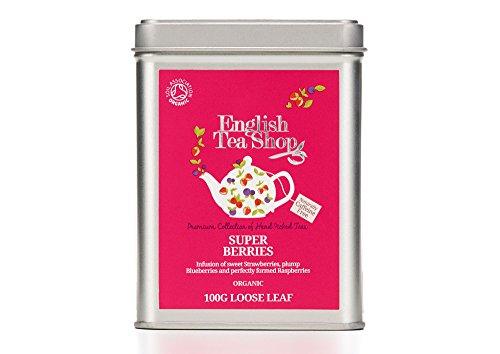 English Tea Shop - Super-Beeren, BIO, Loser Tee, 100g Dose