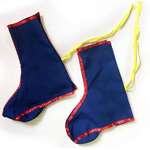 N-B Dragon Ball Z Traje Son Goku Cosplay Disfraces Top / Pantalones/Cintura/cola / Wrister Zapatos Peluca para adultos