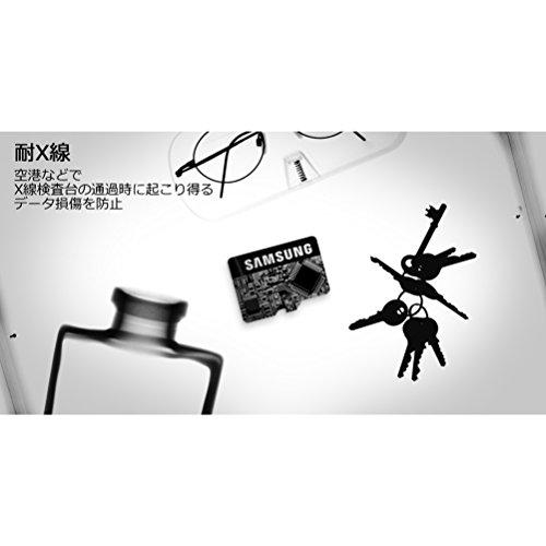 『Samsung microSDXCカード 128GB EVO Class10 UHS-I対応 (最大転送速度48MB/s) MB-MP128DA/FFP』の4枚目の画像