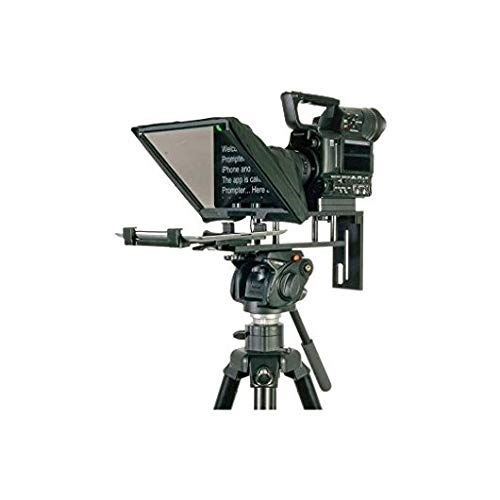 TeleprompterPAD iLight Pro 10'' Compatible con iPad/Android - 100x100...