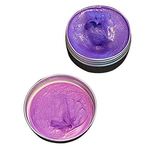 Suppyfly Temperatur Farbwechsel Haarfärbemittel Einweg-Styling-Tool Schnelltrocknender Farbstoff für den Heimsalon