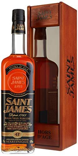 Saint James Hors D'Age Rum (1 x 0.7 l)