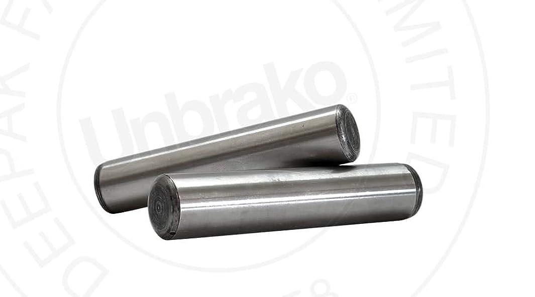 Dowel Pin, 4mm Diameter, 30mm Long, Alloy Steel, Unbrako