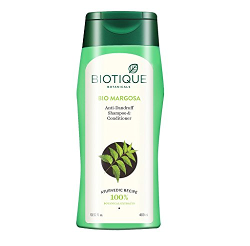 Biotique Bio Margosa Anti-Dandruff Shampoo, 190 ml