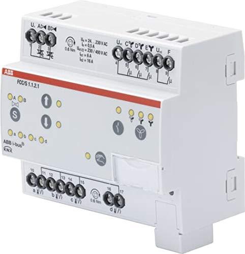 ABB Stotz Fan Coil Controller 2xPWM man.3-stuf. FCC/S1.1.2.1