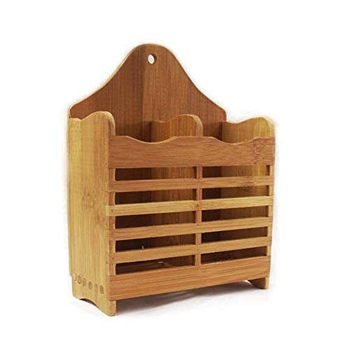 Bamboo Flatware and Utensil Organizer Caddy and Drying Rack Drawer Organizer, Cutlery, Drying Rack