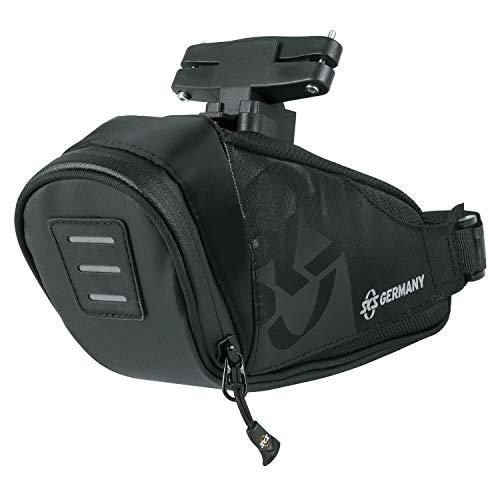 SKS Unisex– Erwachsene Racer Click 800 Packtasche, schwarz, 1size