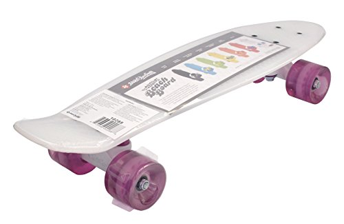 Streetsurfing Street Surfing Skateboard Beach Board-Milky Purple, 56 cm