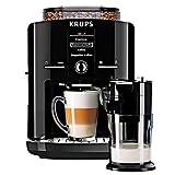 Cafetera Superautomática Krups EA8298 con dos tazas térmicas