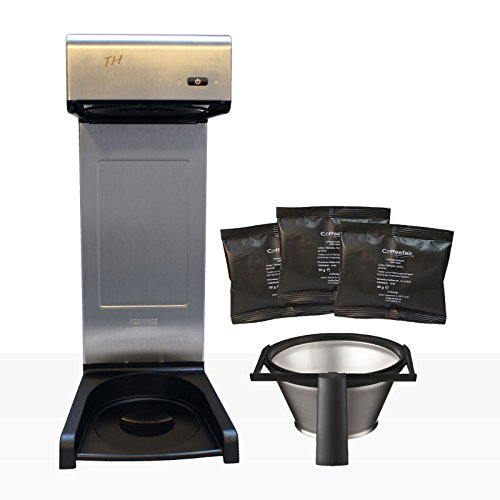 Kaffeemaschine Bonamat TH10 Schnellfiltergerät + Coffeefair Filterkaffee 80x 60g