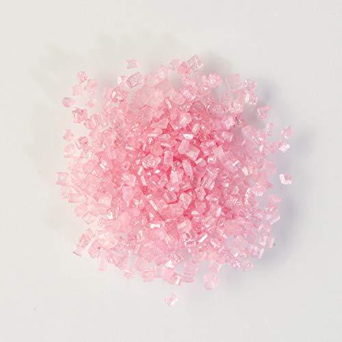 Günthart Streudekor, Glitzer-Zucker, rosa, 1er Pack (1 x 700 g)