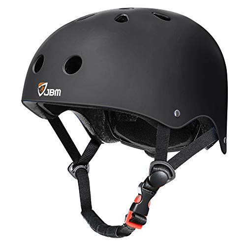 JBM Helmet for Multi-Sports Bike Cycling, Skateboarding, Scooter, BMX Biking, Two Wheel Electric Board and Other Sports [Impact Resistance]