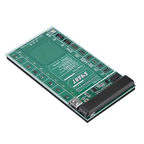 Oreilet Placa de Circuito de activación Universal, Cargador de batería Profesional con Pantalla Visual Dual LED, Amplia compatibilidad rápida y Segura para Samsung iPhone Huawei