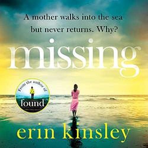 Missing Audiobook By Erin Kinsley cover art
