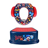 Ginsey Disney Mickey Mouse Essential Potty Training Duo Kit