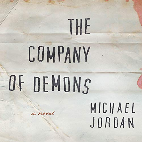 The Company of Demons audiobook cover art