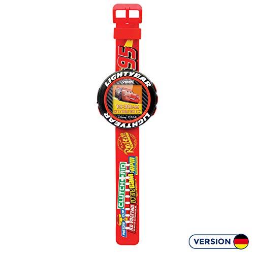 VTech 80-507204 - Cars 3 - Uhr mit Kamera