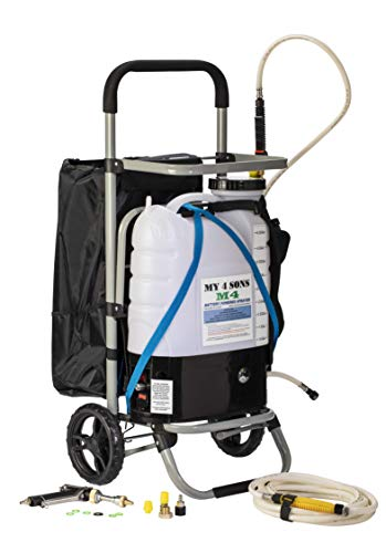 My 4 Sons 4-Gallon Battery Powered Backpack Sprayer
