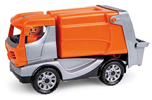 Lena Vehículos de tracción de Juguete, tamaño Aprox. 20–30cm, con muñeco