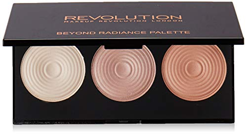 MAKEUP REVOLUTION Highlighter Palette Beyond Radiance, 15 g