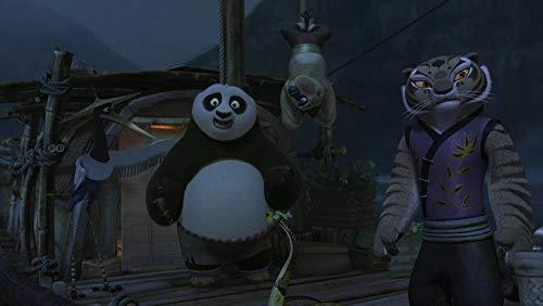 XIAOSHI Rompecabezas madera para adultos 1000 piezas puzzle Anime Kung Fu Panda 01 Educar niños Juegos juguetes para niños y niñas Juguete Regalo Ideal Decoración para El Hogar Bricolaje