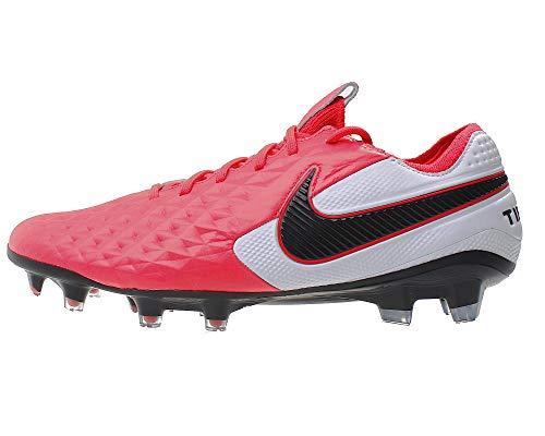 Nike Legend 8 Elite Fg - Laser Crimson/Black-White, Größe:9.5