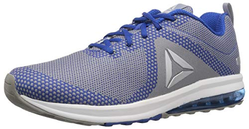 Reebok Men's Jet Dashride 6.0 Running Shoe, Cool Sahdow/Vital Blue/wh, 10.5 M US