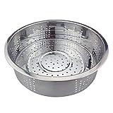 beeyuk Cookeo - Cesta de vapor de acero inoxidable, accesorios para olla a presión, compatible con el hogar, espesado y profundo, verduras, frutas, drenaje excelente