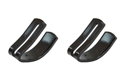 (2) MTD 42`` Lawn Mower Skid Shoe AF-24690 Genuine OEM Snow Blade Replacement'