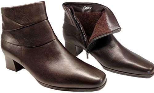 Gabor 36.622.35 bruin Wide Fitting