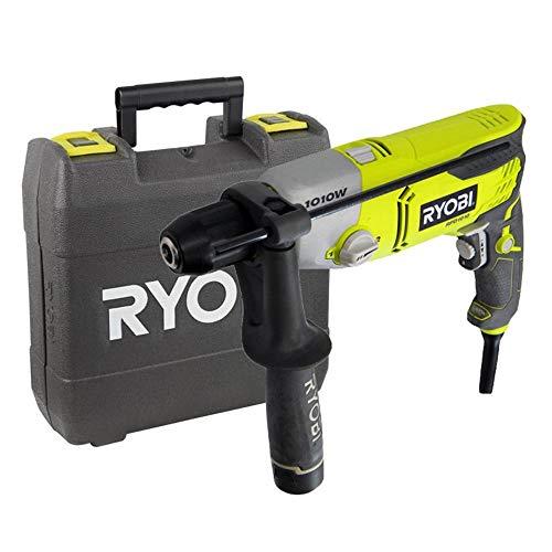 Ryobi 5133002058 Percusión Potencia 1010 W taladro con cable llave de mandril, 0 V