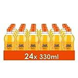 Kas Naranja Refresco Con Sabor, Botella, 24 x 330 ml