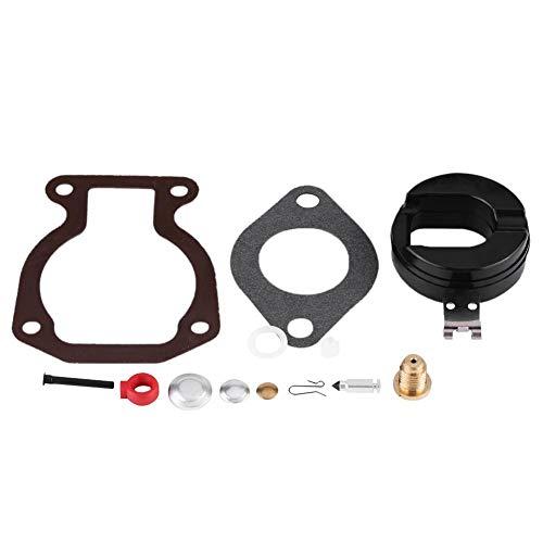Kit di riparazione del carburatore, kit di ricostruzione del carburatore per riparazione del carburatore 13 pezzi per Johnson Evinrude 4-15HP 398453