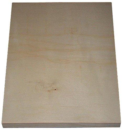Lienzo de madera. De chopo. En crudo, para decorar. (50 * 70)