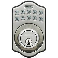 LockState LS-DB500-SN Electronic Keyless Deadbolt