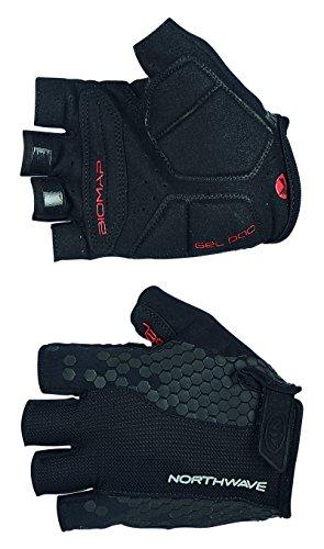 Northwave Evolution Fahrrad Handschuhe kurz schwarz 2019: Größe: M (8)
