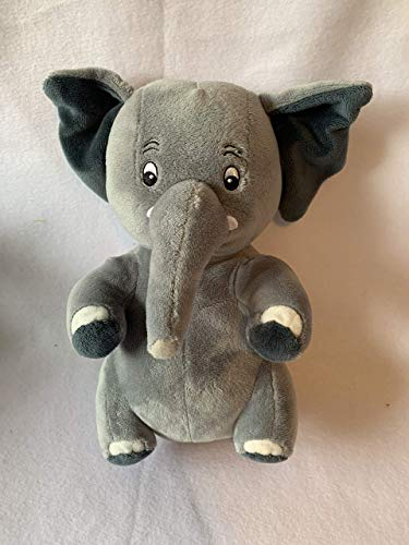 Weighted stuffed animal, elephant sensory toys with 2 lbs , AUTISM PLUSH