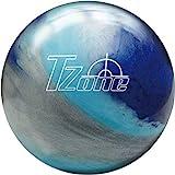 Brunswick Boule de Bowling TZone, 60-105911935, Arctic Blast, 6,8 kg