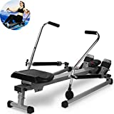 WEIE Rowers Rowing Machine Foldable...