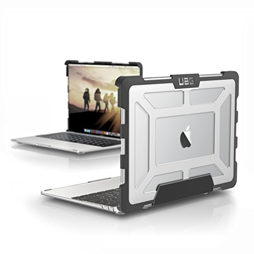 UAG MacBook 12-inch Feather-Light Composite [ICE] Military Drop Tested Laptop Case