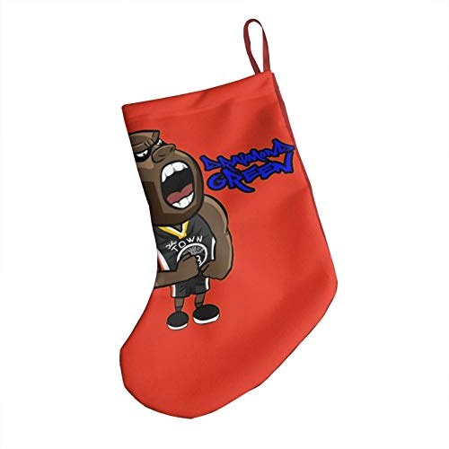 Empty Dram_Ond Ge_En 18' Christmas Stocking Snowman Reindeer Xmas Character for Family Holiday Christmas Party Decorations