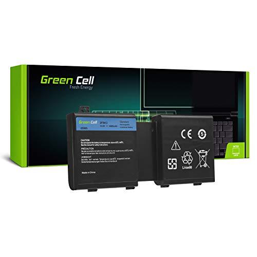 Green Cell 2F8K3 Laptop Akku fur Dell Alienware 17 18 Li Polymer Zellen 4400mAh 148V Schwarz