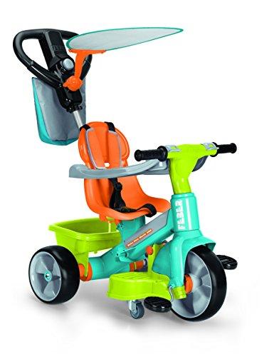 FEBER - Trike Baby Plus Music 360 Triciclo