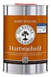 Oli Natura Hard Wax Oil - 1 L, Colour: Clear satin