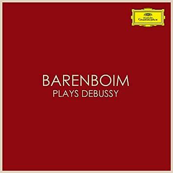 Barenboim plays Debussy