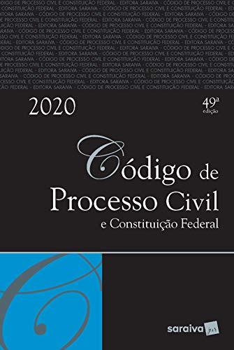 Código de Processo Civil e Constituição Federal - Tradicional