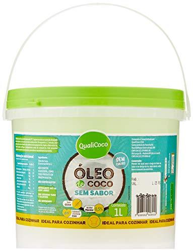 Oleo Coco sem Sabor 1,0L