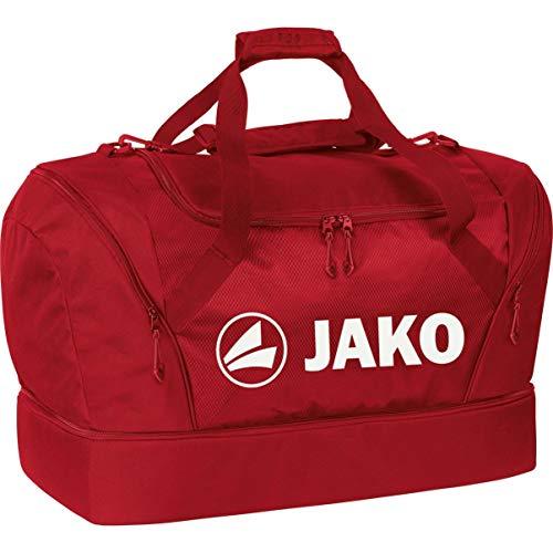 JAKO Bodenfach Sporttasche, Chili rot, L